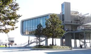 The Botín Arts Centre in Santander, Spain