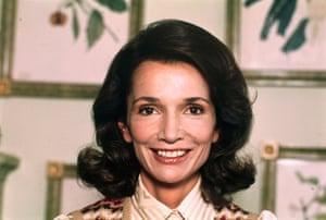 Portrait of Princess Lee Radziwill, sister of Jackie Kennedy.