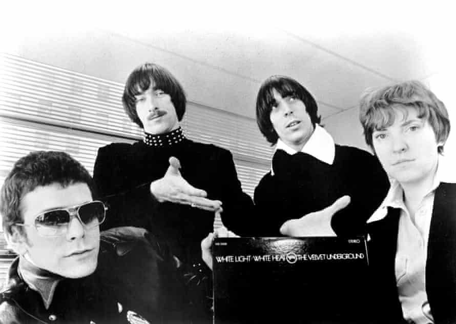 With their 1968 LP White Light/White Heat