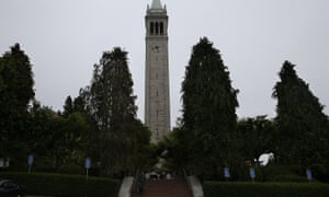 His lawsuit names the University of California regents and President Janet Napolitano and seeks unspecified damages.
