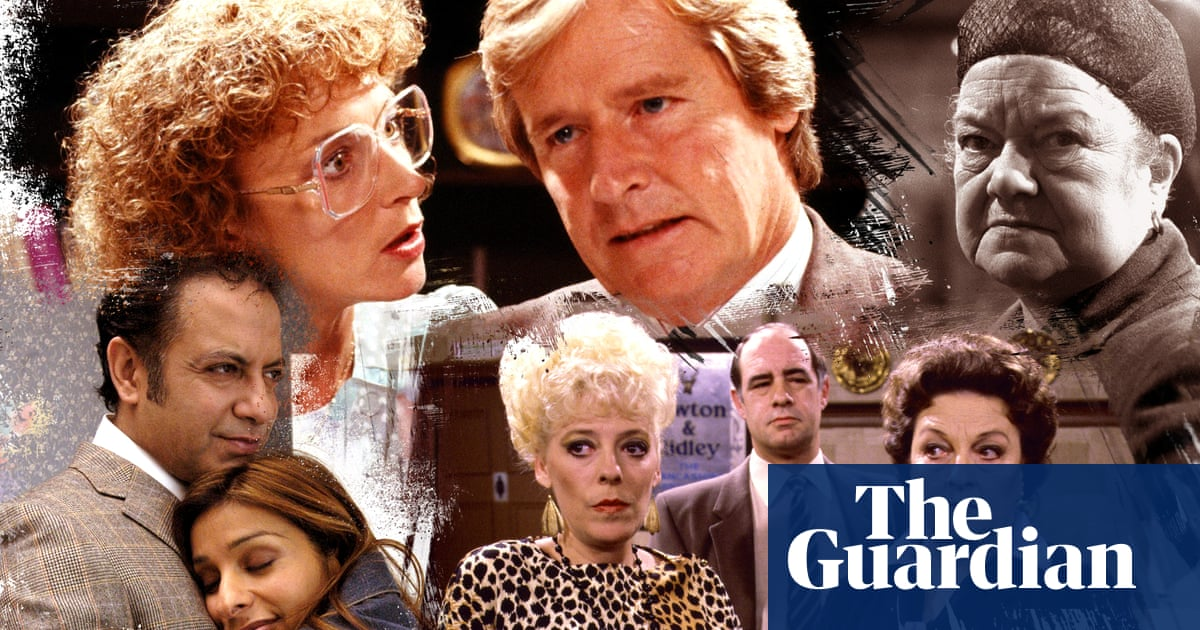 Every character was eccentric. It was beautiful! – the inside story of Coronation Street