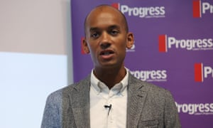 Labour MP Chuka Umunna proclaimed his party to be 'institutionally racist' over antisemitism.