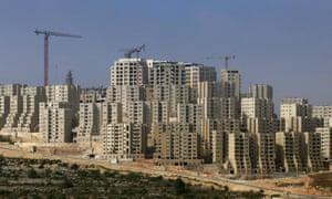 A view of Rawabi