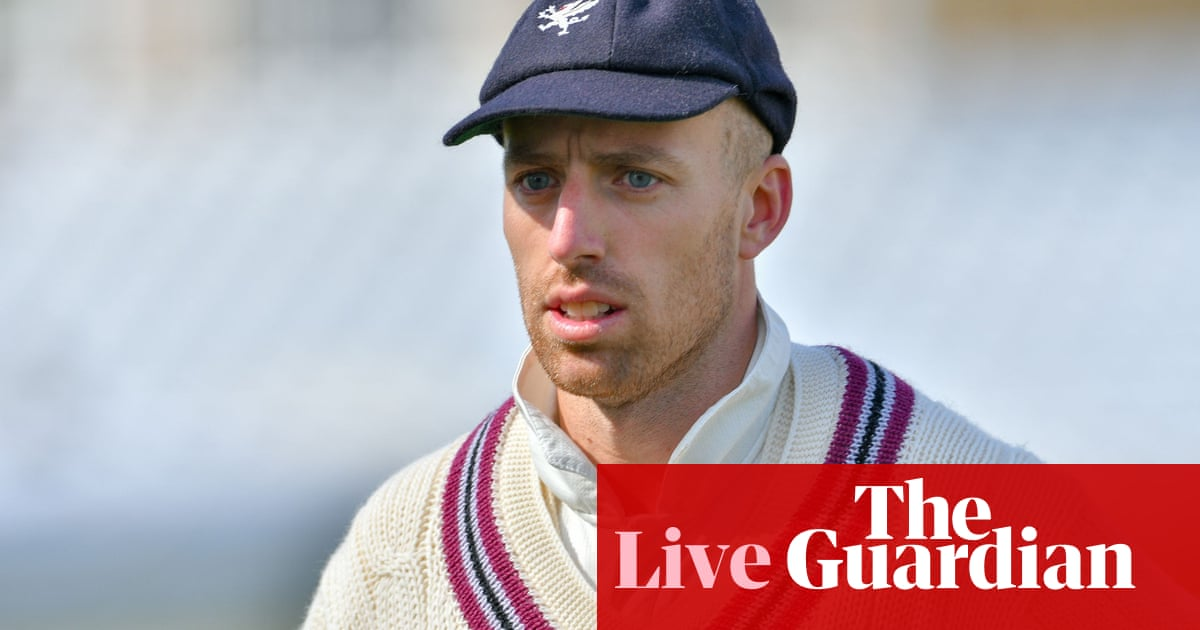 6ab3bedceff4 Somerset complete innings victory over Nottinghamshire – as it happened