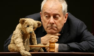 Gyles Brandreth counsels his audience to read 'the rappers' as well as Jane Austen.