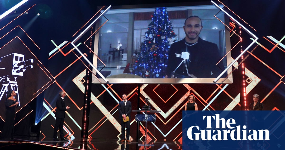 BBC's downsized Spoty celebration fills space and reflects these odd times | Simon Burnton