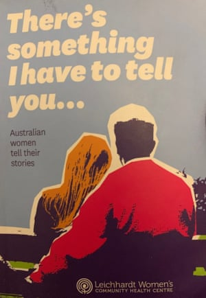 The book released by the Leichhardt Women's Centre.
