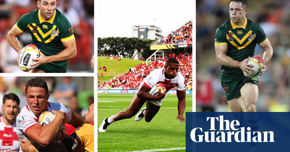da11b5ae5d0 Rugby league World Cup final: the key players for Australia and England