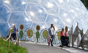The Eden Project in Cornwall, which reopened in June after lockdown, said it is reviewing its family ticket prices.