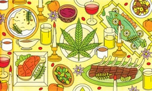 Manny Mendoza, a young chef, began to think of cannabis as an 'experiential seasoning' after being inspired by a music theory class.