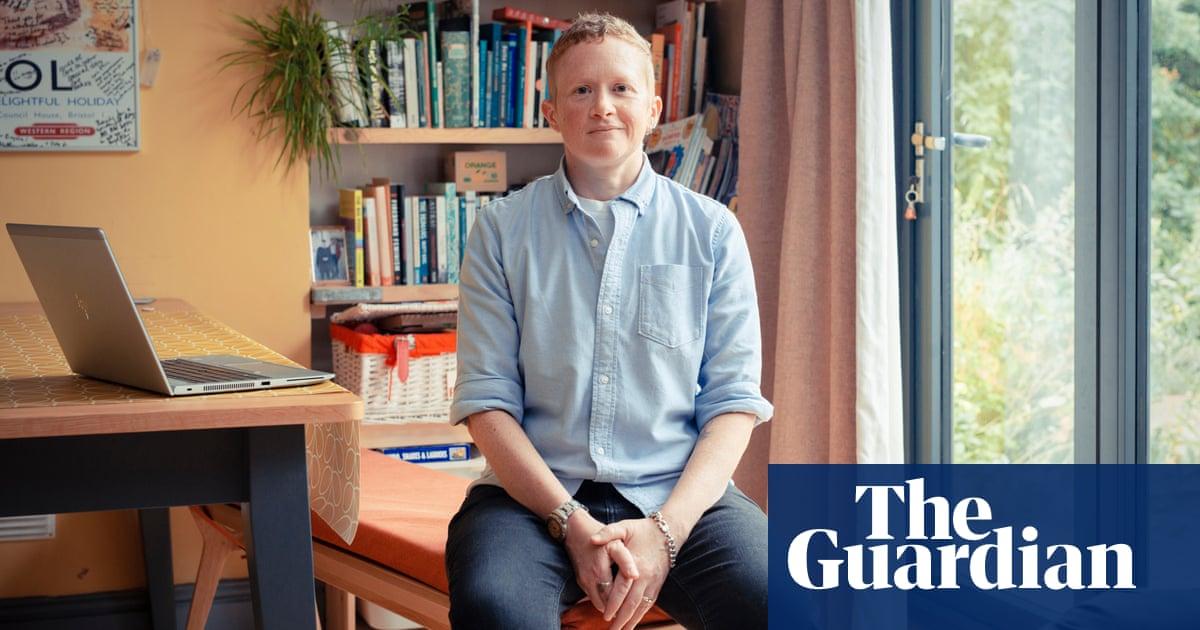 Finn Mackay: the writer hoping to help end the gender wars