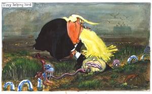 Martin Rowson cartoon 02.11.2019