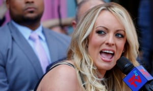 Stormy Daniels has said she had sex once with Trump in 2006 and carried on a platonic relationship with him for about a year.