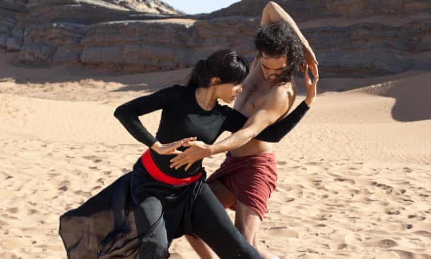 A certain physical chemistry … Desert Dancer