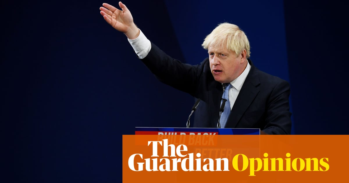 Boris Johnson's Tory party conference speech – the panel verdict