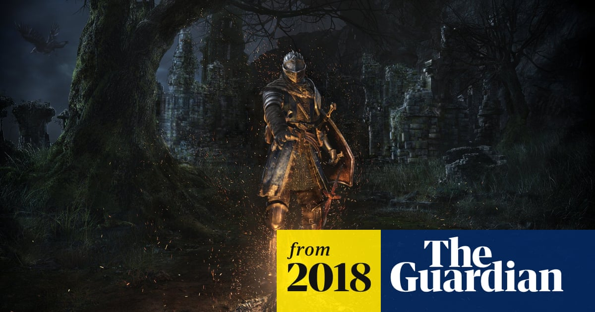 Dark Souls remastered for Nintendo Switch console   Games   The Guardian