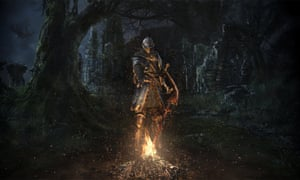 Dark Souls remastered for Nintendo Switch console | Games | The Guardian