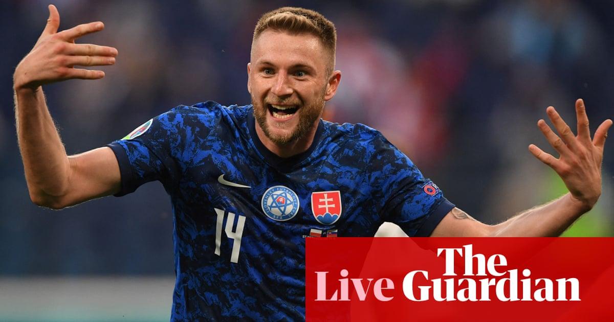 Poland 1-2 Slovakia: Euro 2020 – reaction!
