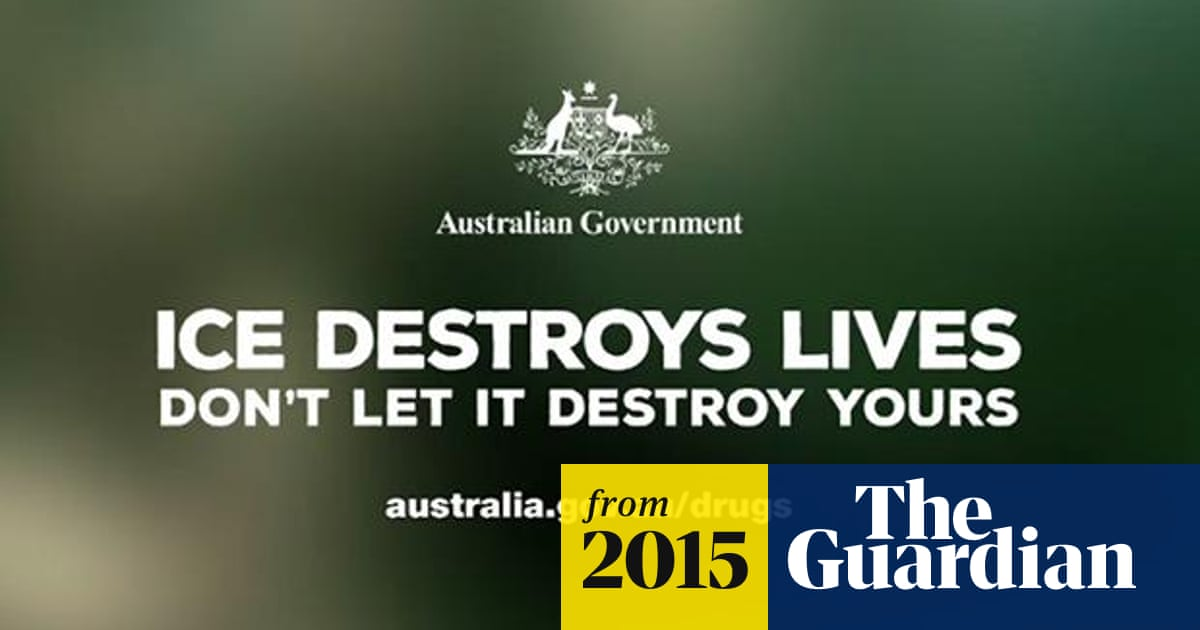 Australian government ice campaign stigmatising users, inquiry told