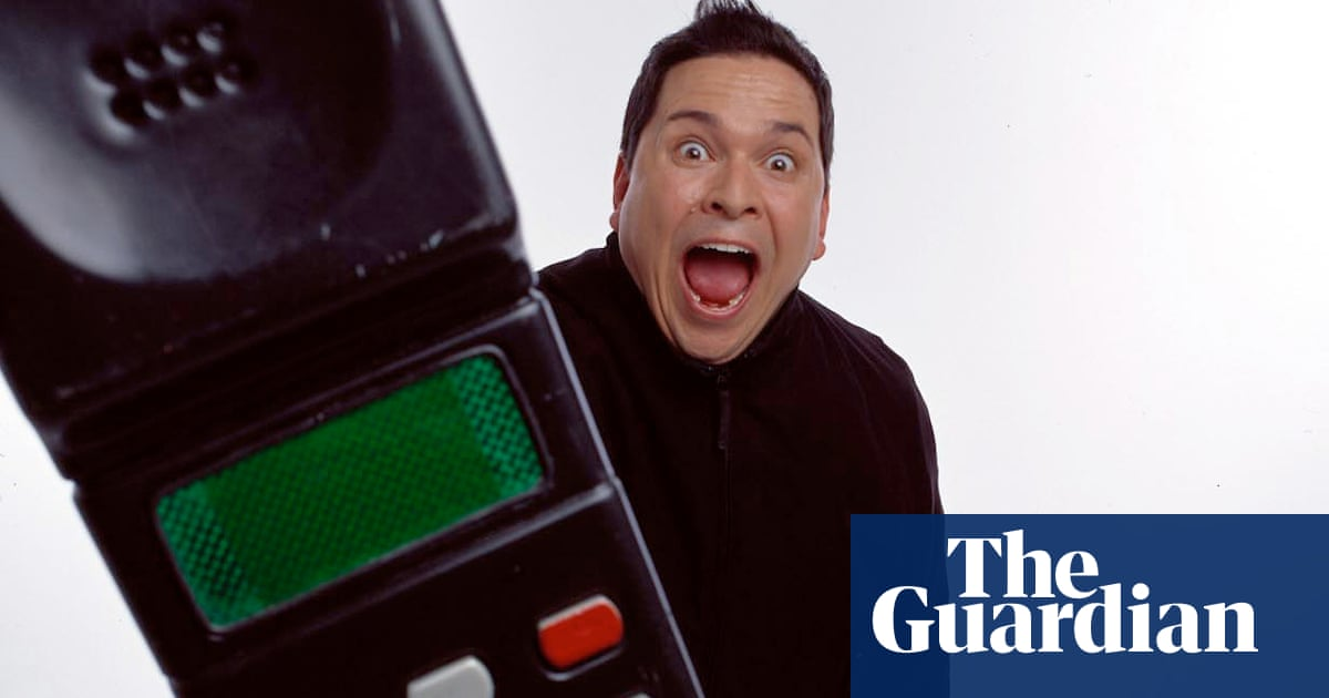 Dom Joly: how we made Trigger Happy TV