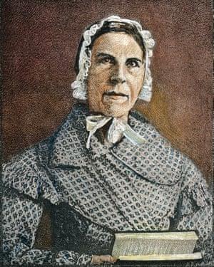 Sarah Grimké (1792-1873).