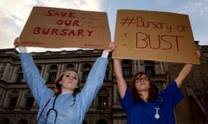 'The bursary is not a cost, but an investment in the health and wellbeing of our society.'