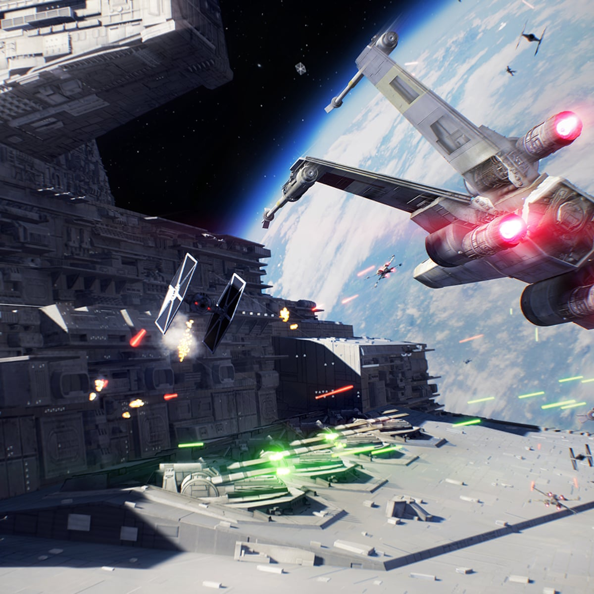 Star Wars Battlefront Ii Will The Sequel Have The Force The Original Lacked Games The Guardian
