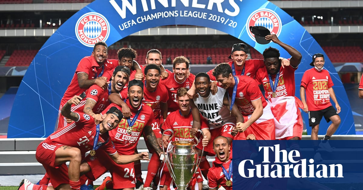 Champions League final eight mini-tournament may return from 2024