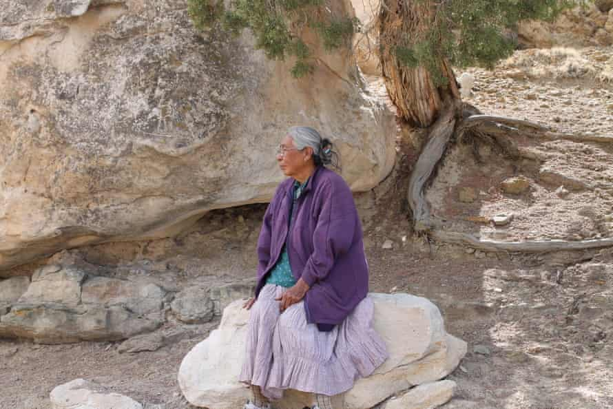 Nearly 70% of all Navajo Nation deaths from the virus have been among tribal members over the age of 60, like Mae Tso.