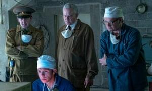 'Stark, brutal magnificence': Chernobyl.