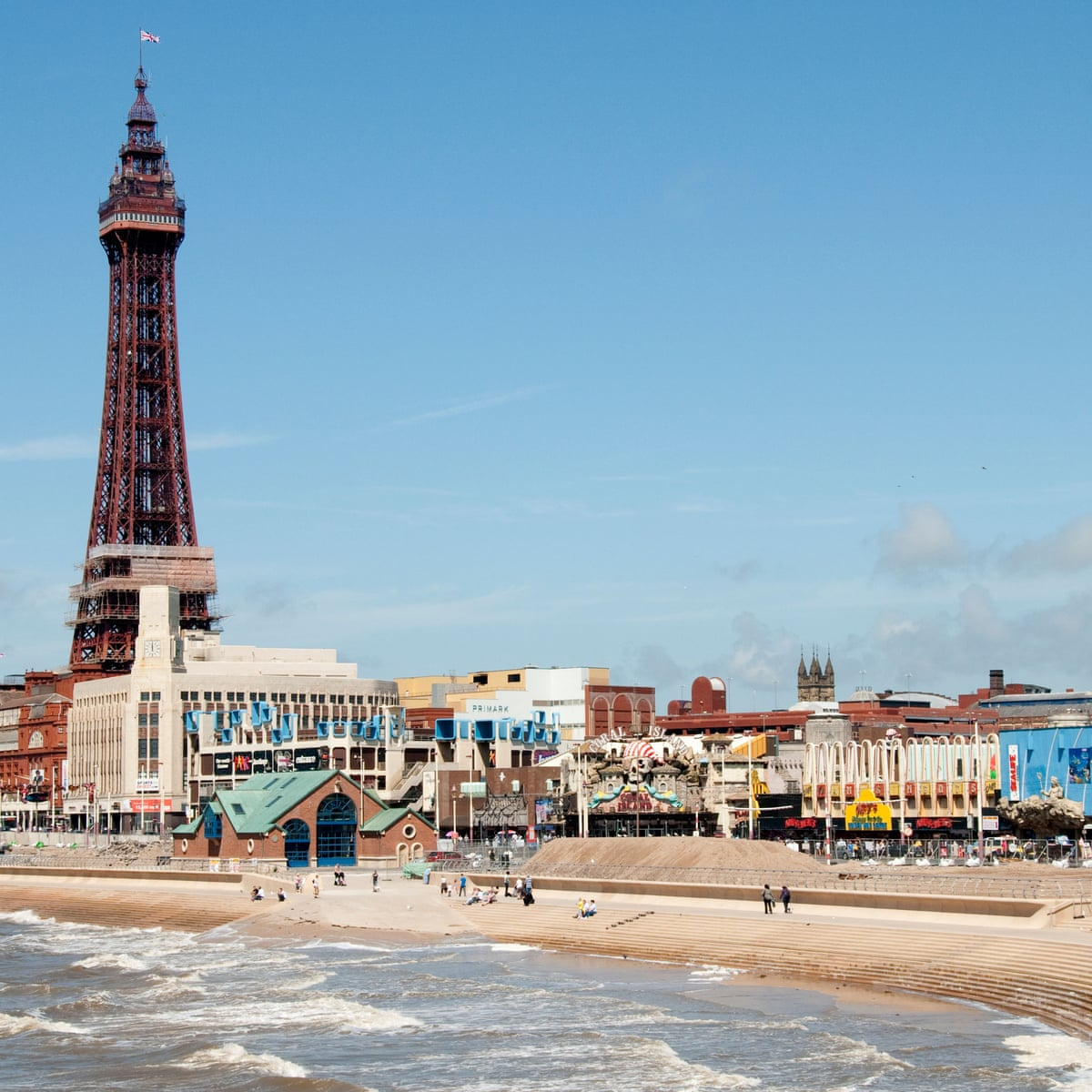 Blackpool To Get First Museum After Winning 4m Lottery Grant Museums The Guardian