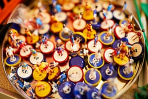 Subbuteo figurines
