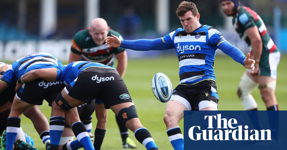 Ben Spencer's last-minute kick snatches dramatic Bath win over Leicester