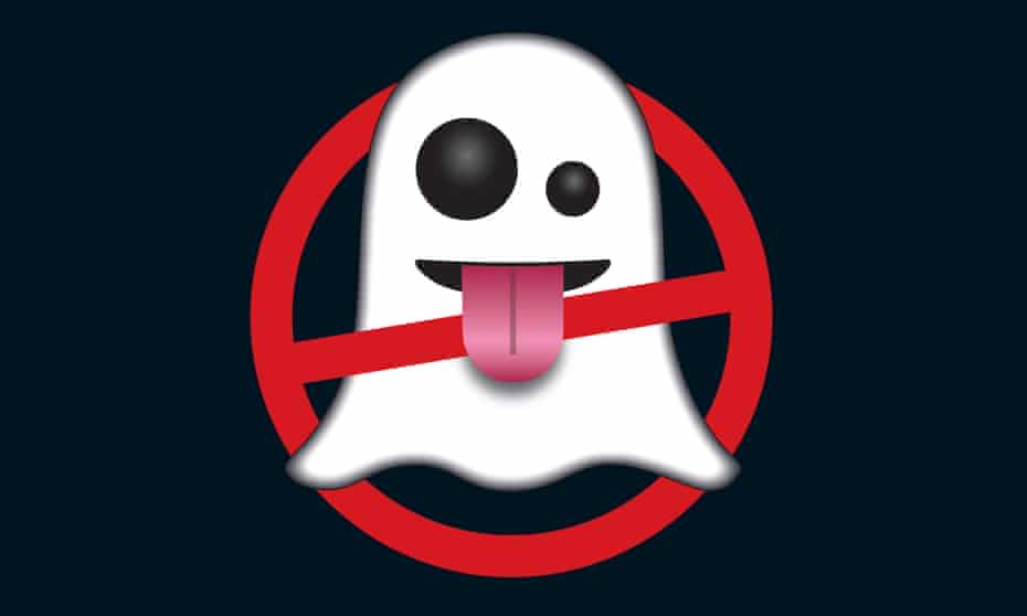 'Two dating apps have announced plans to use the season to crack down on the rudest of social media villains, the ghoster.'