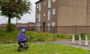 Boys in the 10% most deprived areas of Scotland are expected to live 13 years less than those in the 10% least deprived.
