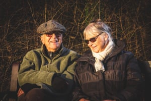 Residents, Mary and Vernon Hales