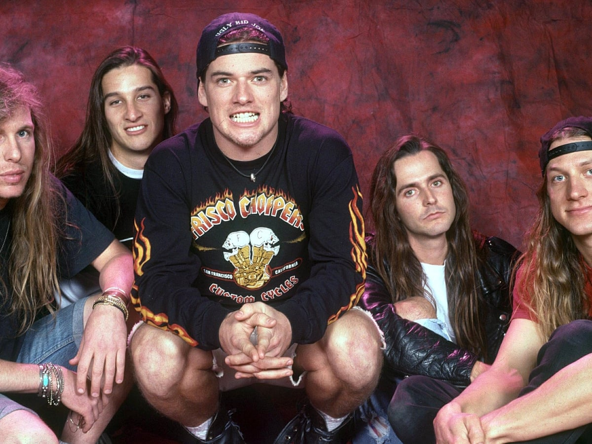 Ugly Kid Joe How We Made Everything About You Culture The
