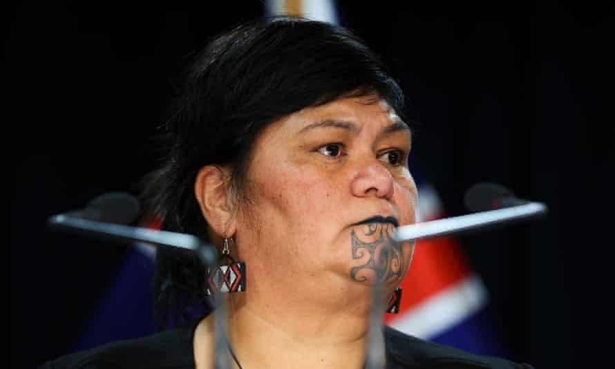 New Zealand's minister of foreign affairs, Nanaia Mahuta.