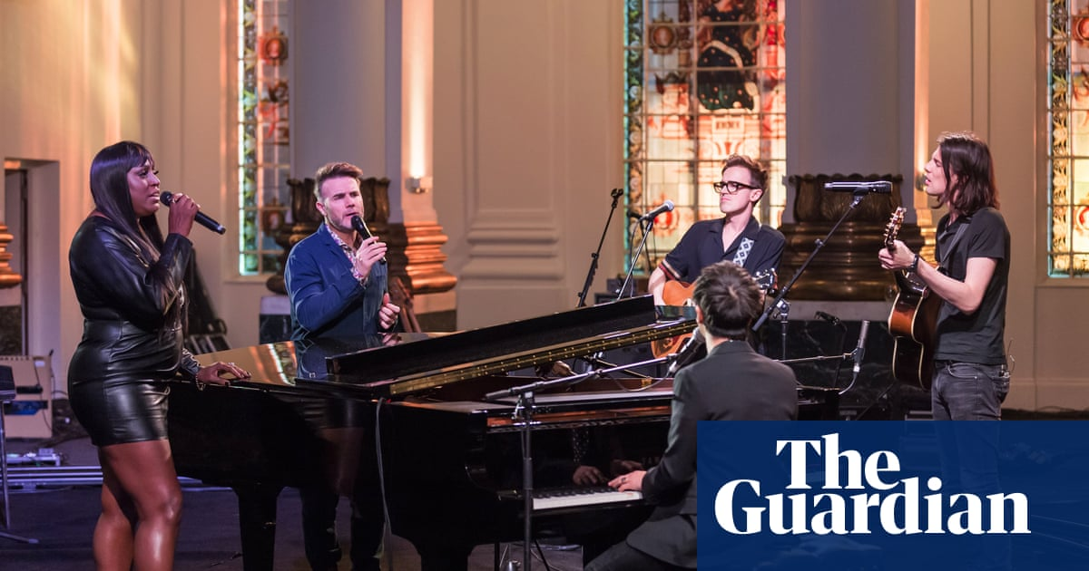 TV tonight: show time with Gary Barlow and pals