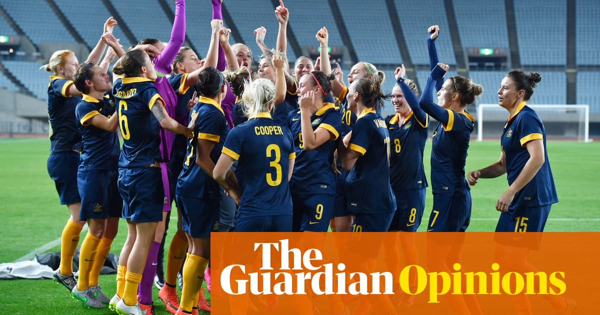 e7f977f7aff Matildas' success highlights need to 'pledge for parity' in women's football