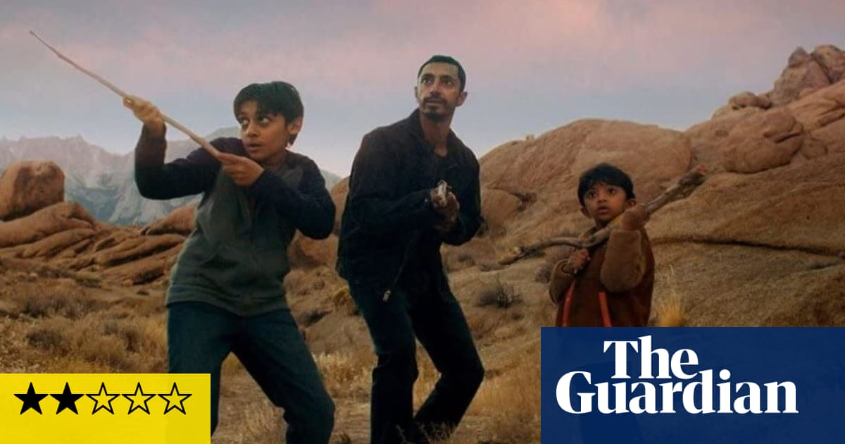 Encounter review – Riz Ahmed can't save uneven sci-fi invasion drama
