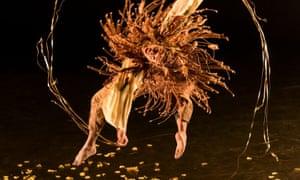 Spinning around: Liv Lorent's Rumpelstiltskin.