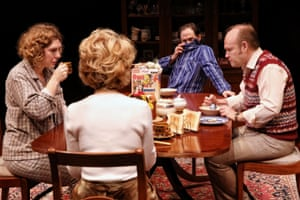 Table Manners at Ensemble Theatre
