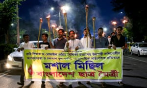 Founder of Bangladesh's first and only LGBT magazine killed | World