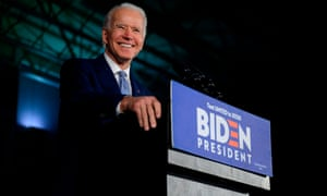 The Trump reelection campaign has launched attacks on Joe Biden, saying he favors China.