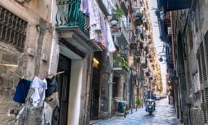 Elena Ferrante's novel navigates the class divide in Naples