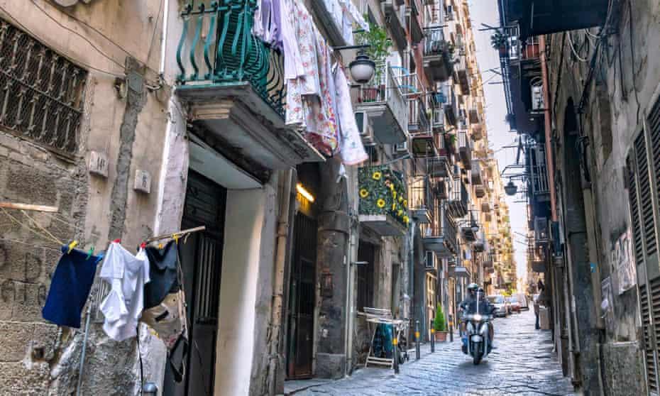 Elena Ferrante's novel navigates the class divide in Naples