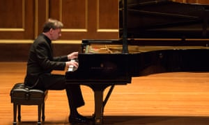 'Every concert is in some way an audition' ... Stephen Hough.