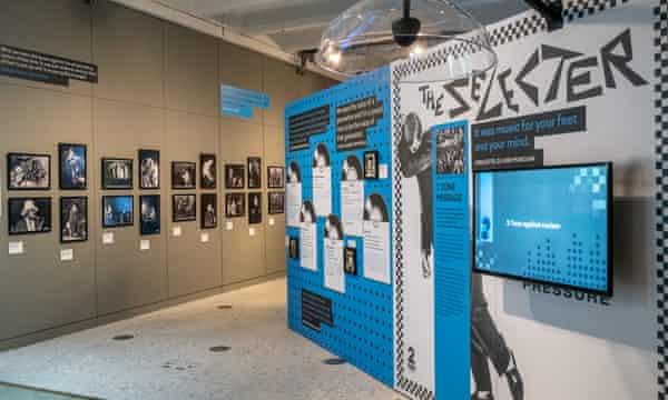 Inside 2 Tone: Lives & Legacies at the Herbert Art Gallery & Museum until September.