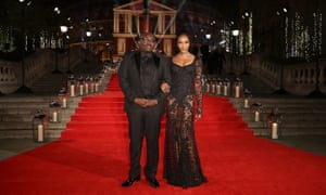 Edward Enninful and Naomi Campbell – Vogue's new editor and contributing editor.